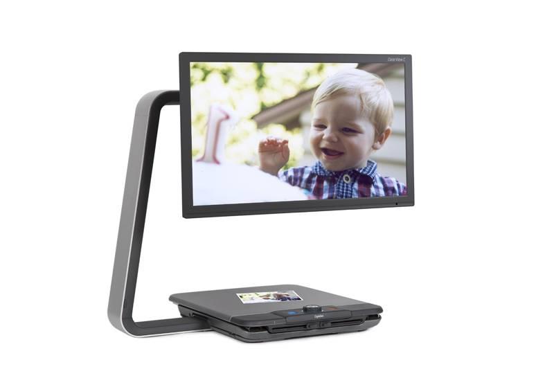 Desktop Video Magnifiers Example