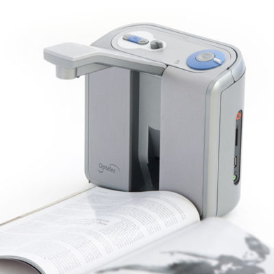 audio-text-reader-clearreader-reading-a-magazine