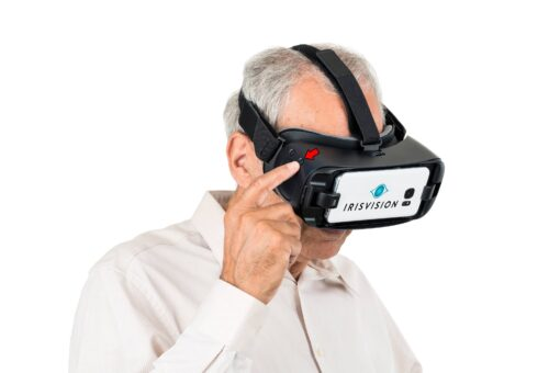 IrisVision Wearable Device from AdaptiVision
