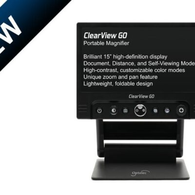 Optelec ClearView GO