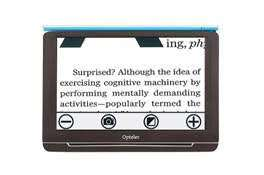 Compact 10 HD Portable Magnifier Easy Mode