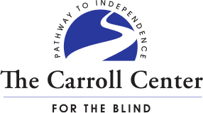 The Carroll Center for the Blind Logo