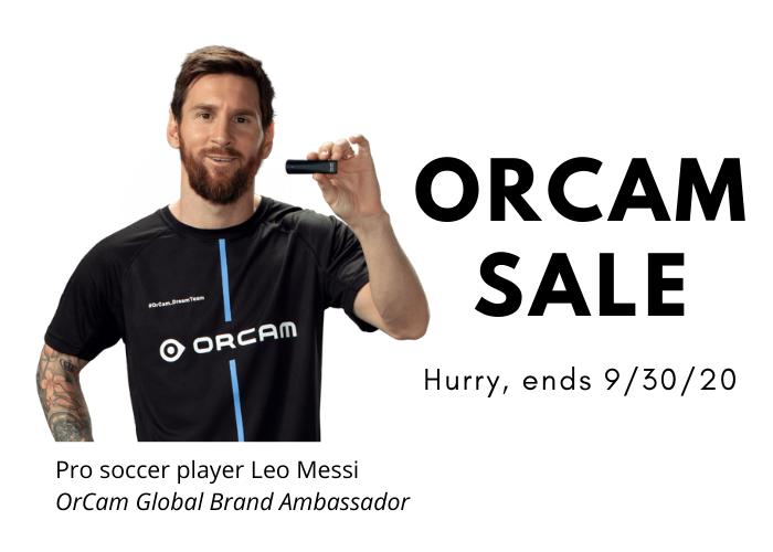 OrCam Sale