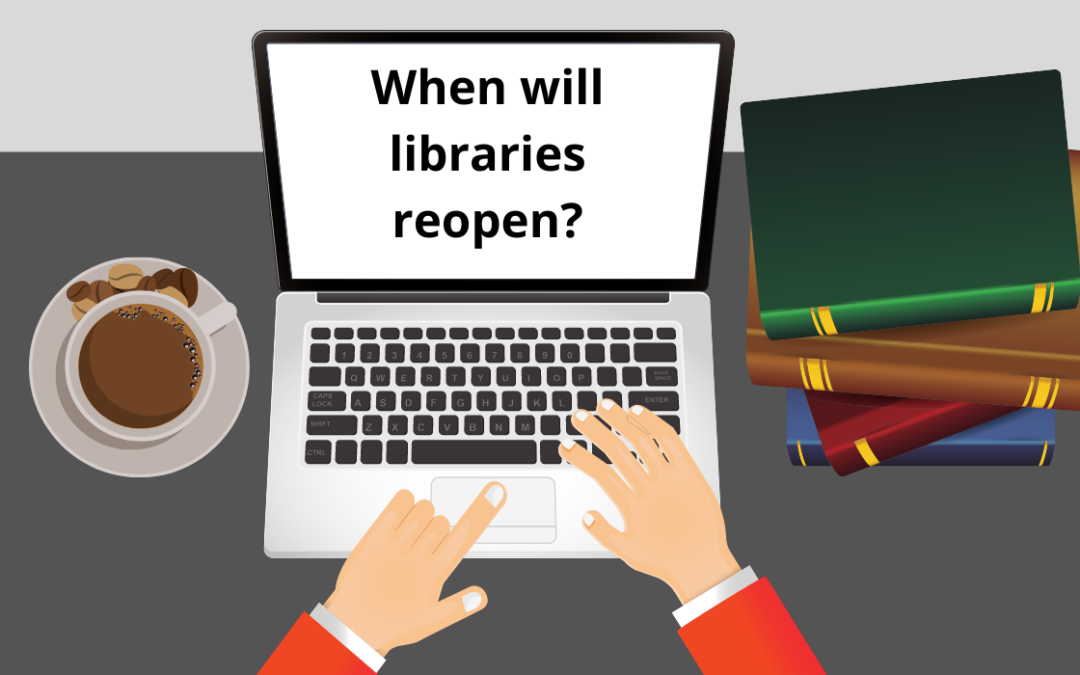 4 Free Ways to Take the Stress Out of Libraries Reopening