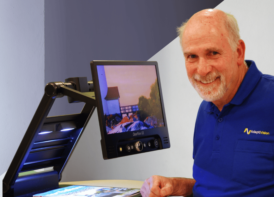 Why Assistive Technology Matters to Me: Stu Flom